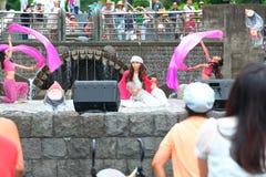 Yokohama : Sparkling Twilight Royalty Free Stock Images