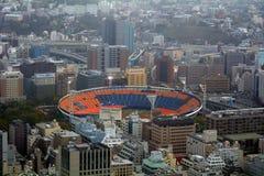 Yokohama Stadium, Yokohama, Japan Royalty Free Stock Photography