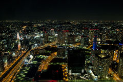 Yokohama-Stadt in Japan Stockfoto