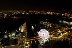 Yokohama-Stadt in Japan Stockbilder