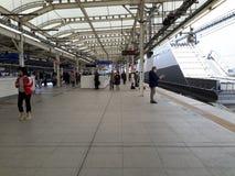Yokohama Train Station Stock Photos