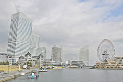 Yokohama view royalty free stock image