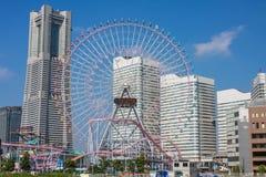 Yokohama wheel. Stock Image