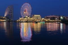 Yokohamabay Royalty Free Stock Photos
