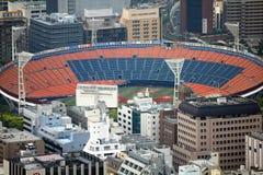 Yokohamastadion Royalty-vrije Stock Foto's