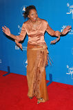 Yolanda Adams. At the Inaugural GRAMMY Jam Event Featuring Earth, Wind & Fire at the Wiltern LG Theater, Los Angeles, CA. 12-11-04 Royalty Free Stock Image