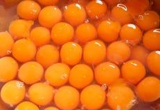 yolk fotografia de stock