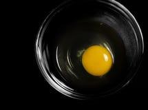 Yolk de ovo Imagens de Stock
