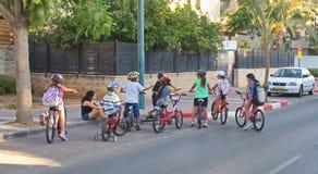 Yom Kippur in Tel Aviv, Israel Royalty Free Stock Image