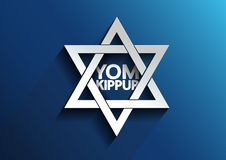 Yom Kippur royalty free illustration