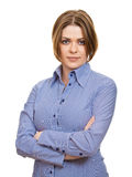 Yong  businesswoman Stock Images