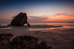  Yong Ling Beach, Sikao, Trang, Tailandia del ¹ del à Immagini Stock