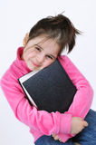 Yong schoolgirl Royalty Free Stock Photography