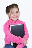 Yong schoolgirl Royalty Free Stock Photo