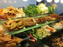 Yong Tau Fu Chinese Cuisine lizenzfreie stockfotografie