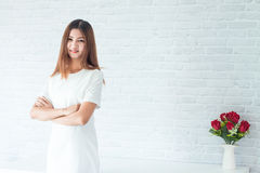 Yong Woman Royalty Free Stock Images