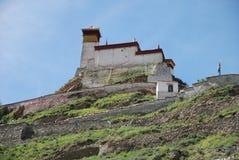 Yongbulakang. The first palace in Tibet history Royalty Free Stock Image