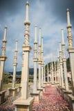¼ ŒYongding, Fujian de Villageï del chino Fotografía de archivo