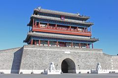 YongDing Gate Stock Image