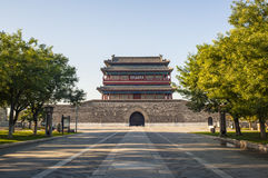 YongDing tower, Beijing Royalty Free Stock Images