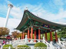 Yongdusan公园 免版税库存图片