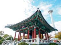 Yongdusan公园 免版税库存照片