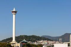 Yongdusan Tower, Busan, Korea Stock Image
