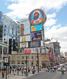 Yonge-Dundas Square Royalty Free Stock Photo