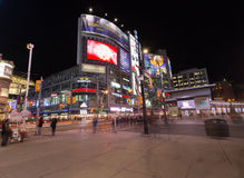 Yonge and Dundas Square Stock Images