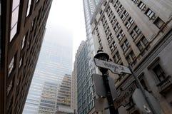 Yonge Street Toronto. Skyscraper office buildings in Yonge Street Downtown Toronto royalty free stock image