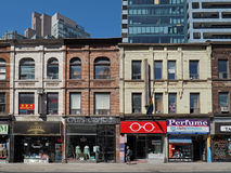 Yonge Street Toronto Royalty Free Stock Photo