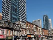 Yonge Street, Toronto Royalty Free Stock Photos