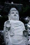 Yonggungsa-Tempel Buddha Lizenzfreies Stockfoto