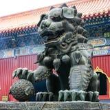 Yonghe Lama Temple Stock Image