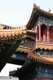 Yonghe tempel - Peking - Kina (6) Arkivfoton