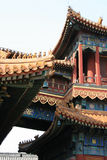 Yonghe Temple - Pechino - la Cina (6) Fotografie Stock