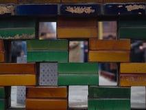Yonghegong lama świątynia Hall harmonia i pokój Jeden Fotografia Royalty Free