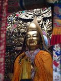 Yonghegong lama świątynia Hall harmonia i pokój Jeden Obraz Royalty Free