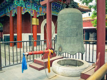 Yonghegong Lama Temple Royalty Free Stock Image