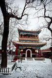 Yonghegong lama temple Stock Photography