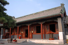 Yonghegong Lama Temple, Beijing, China Royalty Free Stock Photo
