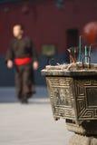 Yonghegong lamasery Arkivbild