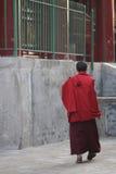 Yonghegong lamasery Royaltyfria Foton