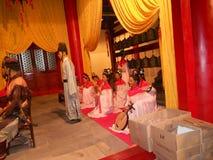 Yongle ande Royaltyfri Fotografi