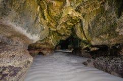 Yonglingshöhle Stockfotos