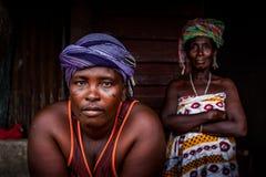 Yongoro,塞拉利昂,西非 免版税库存图片