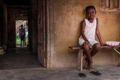 Yongoro, Сьерра-Леоне, Западная Африка стоковое фото
