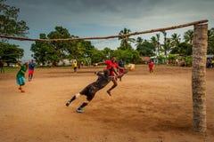 Yongoro, Sierra Leone, África occidental fotografía de archivo libre de regalías