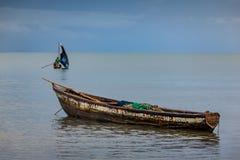 Yongoro, Sierra Leone, África occidental - las playas de Yongoro Fotos de archivo libres de regalías
