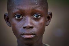 Yongoro, Sierra Leone, afryka zachodnia Zdjęcia Royalty Free